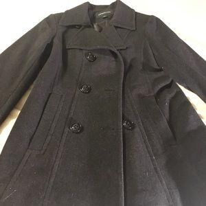 Jackets & Blazers - Gray Peacoat